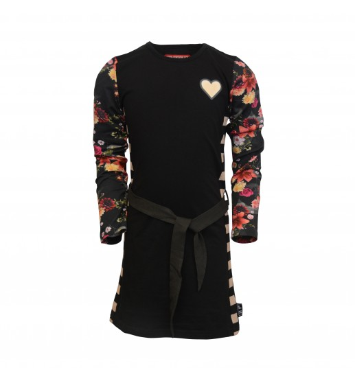 LoveStation22 - Dress Imany - Black