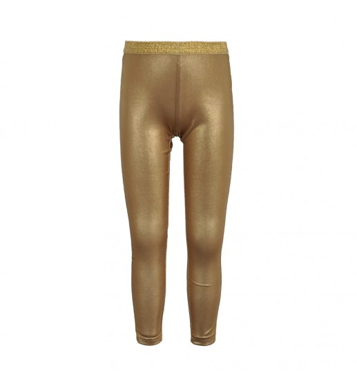LoveStation22 - Legging - Gold