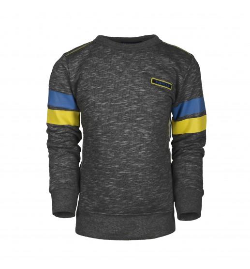 Nais Kidswear - Sweater Fabian - Slub Melee