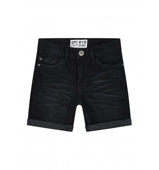 Quapi - Jeans Short Arjan - Black