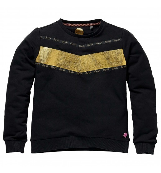 Quapi - Sweater Kennedy - Black