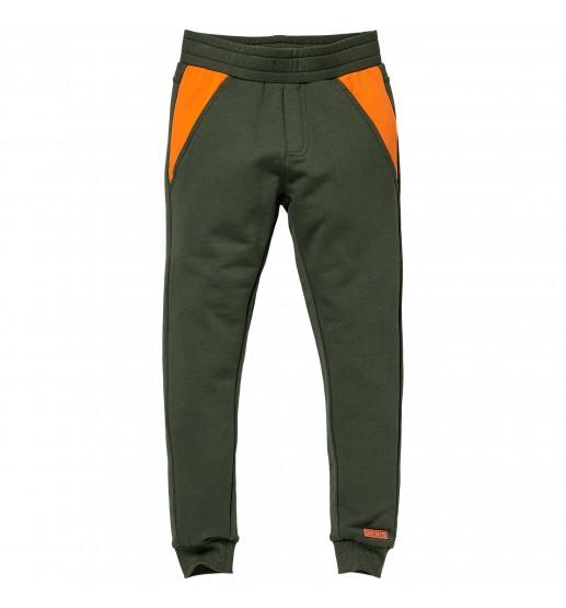 Quapi - Sweatpant Koert - Dark Green